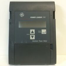 GUARANTEED GE GENERAL ELECTRIC EPM ELECTRONIC POWER METER FRONT PANEL COVER
