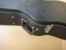 Acoustic Guitar Hardshell Case WC-100  FIt Most Acoustic Guitar,Key Lock, Black