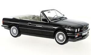MCG 1:18 18277 1986 BMW Alpina C2 2.7 (E30) Cabriolet, schwarz - NEU!