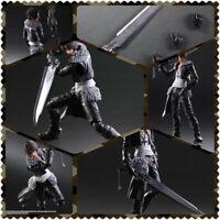 Play Arts Kai Final Fantasy VIII Squall Leonhart Action Figure Model Collectible