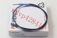 1PCS NEW FU-23X FU23X KEYENCE Fiber Optic Sensor