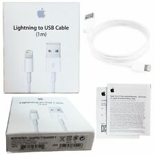 100x New Original Apple Lightning to USB Cable 1m iPhone 5S 6 6S 7