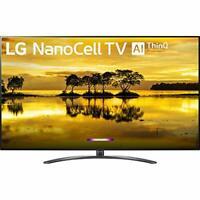 "LG 86SM9070PUA 86"" 4K UHD Smart LED NanoCell TV Amazon Google ThinQ Ai 86SM9070"