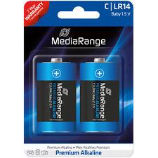2x Baby-C Alkaline Batterie LR14 1,5V Baby C