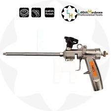 APPLICATORE di schiuma pistola in ottone canna brevettato meccanismo di punta dell'ago NEO strumenti 61-011
