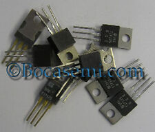 TIP125 DARLINGTON sw/pr TRANSISTOR 60V 5A 65W TO-220 MFR National and TI 10pcs