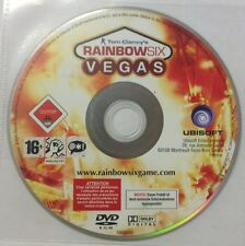 New Rainbow Six Vegas PC DVD Full Game With Key Code Shooting Um Up