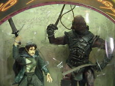 UGLUK Uruk-Hai & PIPPIN~ GIFT-SET Pack~LORD OF THE RINGS~The TWO TOWERS