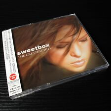 Sweetbox - Greatest Hits JAPAN CD Mint W/OBI AVCD-17603 #34-2*