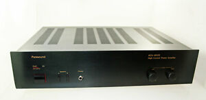 Parasound HCA 800II 2 Channel High Current Power Amplifier Fully Tested!