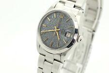 Rolex Precision Ref 6694 Handaufzug Kal 8036 seltenes ZB Edelstahl Armbanduhr