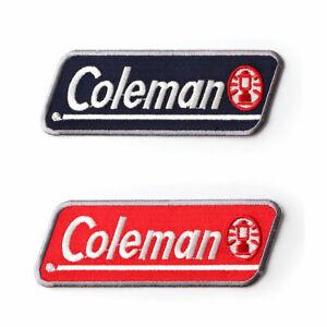 """New Coleman Camping Logo Patch Emblem Clothes Cap Badge 4.5"""""""