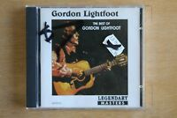 Gordon Lightfoot  ‎– The Best Of Gordon Lightfoot     (Box C539)