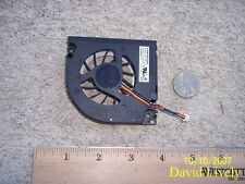 DELL INSPIRON E1505 6400 LAPTOP FAN DQ5D577D018 DFB601005M30T FAN BLADES CLEANED