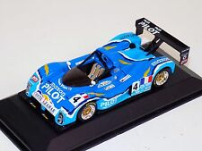1/43 Minichamps Ferrari 333 SP Pilot car #4 1997 24 Hours of LeMans