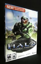 Halo: Combat Evolved PC Game NEW IN BOX Old Stock See Pictures