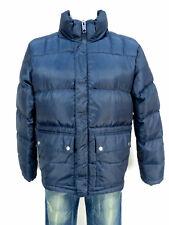 Scotch & soda plumón chaqueta talla M/azul oscuro & como nuevo (l 7436 p)
