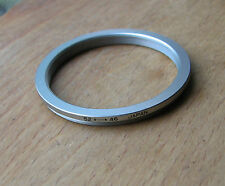 52mm to 46mm  filter step down  ring used made in japan , 2.3mm step out satin