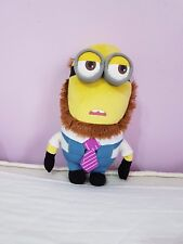 Despicable Me 2 Yellow Minion Teddy Toy NEW Boys and Girls