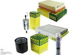MANN-FILTER + LIQUI MOLY Klima-Anlagen-Reiniger  für VW Polo Classic