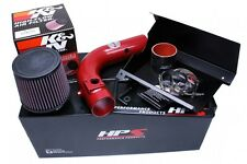 HPS Performance RED Short Ram Air Intake System Kit FR-S BRZ 86 GT86 FT86 FA20