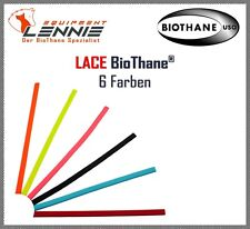 Meterware Beta Lace BioThane®, ca. 1,8 mm dick, Breite: ca. 4,6 mm, ultraleicht