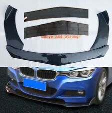 Universal Front Bumper Lip Body Kit Spoiler For Honda Civic BMW Benz Mazda GMC