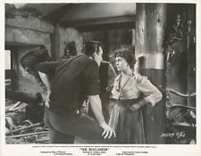 ANTHONY QUINN CLAIRE BLOOM Vintage 1958 CANDID Studio Set THE BUCCANEER Photo