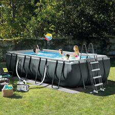 Intex Ultra Frame Pool Rectangular - 18ft