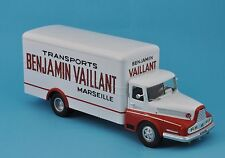 Michel Vaillant 1:43 Transports Benjamin Vaillant Marseille - #51