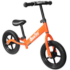 Kids Balance Bike boys girls Gift First Bike Walking Training Bicycle BEST GIFT