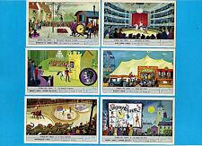 FIGURINE LIEBIG-ITA 1973-Sang.1863- STORIA DEL CIRCO 1° - SERIE N. 333