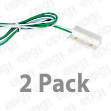 """N/O MAGNETIC REED SWITCH W/12"""" LEADS #MR2-2PK"""