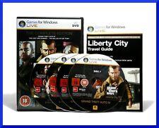 Grand Theft Auto IV 4 The Complete Edition / Juego Para PC / Juego En Ingles