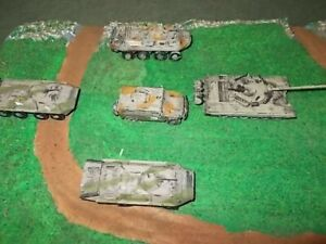 """1/72 Armor attack war game set. This """"Battle in a Box"""""""