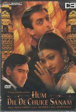 Hum Dil De Chuke sanam- Salman Khan  [2Dvds set]1st Edition Eros Released