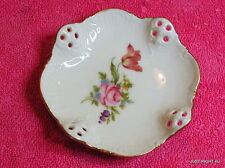 """Rosenthal Classic Rose Collection (Dresden Floral) 4"""" CANDY DISH / BOWL Exc"""