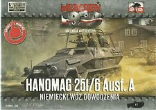 First To Fight 1/72 (20mm) Sd Kfz 251/6 Ausf A Command Half Track