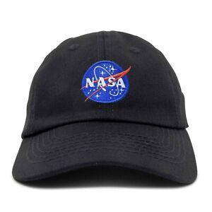 DALIX NASA Meatball Insignia Worm Logo Infant Hat Baseball Cap Girls Boys