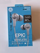 New JLab Audio Epic Executive Wireless Active Noise Canceling Earbuds Bluetooth