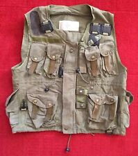 VERY RARE CANADIAN ARMY BATTLE JACKET ASSAULT VEST PRE-CADPAT 1994 DATED
