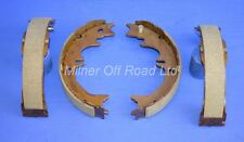 Handbrake Shoes Set (4) for Toyota Land Cruiser HDJ80 4.2TD 1990-1992