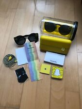 Snapchat Spectacles Original Black (Purchased From Snapbot) 2016 Model Gen 1