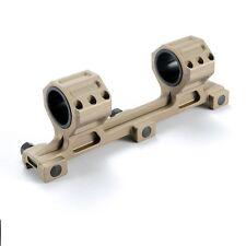 Dark Earth (BB) High Caliber 30mm / 1 inch Tactical Scope Rings Mount Heavy Duty