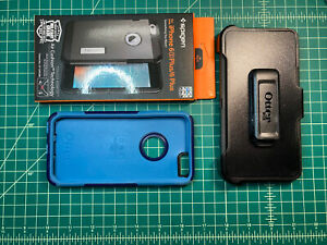 Phone Cases iPhone 6plus/6s Plus, Spigen, Otterbox Commuter And defender.