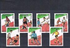 Serie voetbal / football (29) WK 1990 - Nicaragua