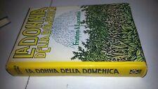 Fruttero-Lucentini-LA DONNA DELLA DOMENICA - CLUB DEGLI EDITORI 1977 1a ed -SR12