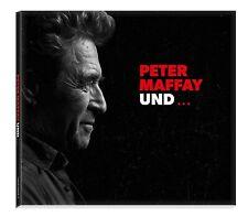 Peter Maffay - Und... (2020) Digipak CD Neuware