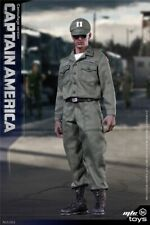 "1/6 Mic Toys NO001 Captain America Steve Roger Uniform Camouflage Ver 12"" Figure"