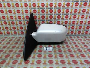 11 12 FORD FUSION DRIVER LH SIDE VIEW POWER HEATED DOOR MIRROR W/PUDDLE LAMP OEM